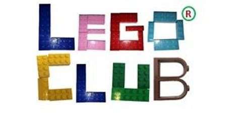 Longlevens Library – Lego Club tickets