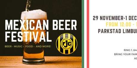 Mexican Beer Festival billets