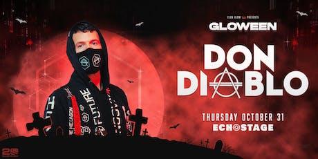 GLOWeen feat. Don Diablo tickets