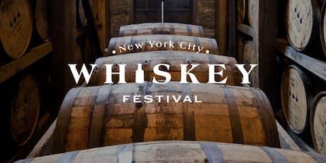 New York City Whiskey Fest tickets