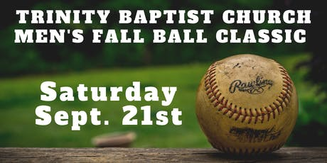 Men's Fall Ball Classic tickets