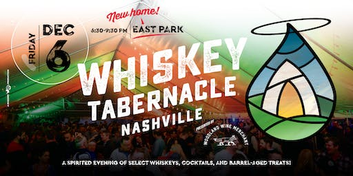 Whiskey Tabernacle presented by Woodland Wine Merchant