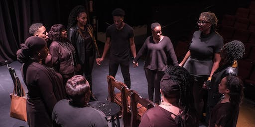 A Gatherin Place at Auburn Public Theater