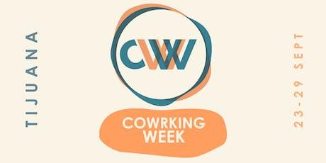 CoWRKing Week Tijuana tickets