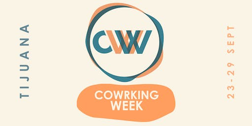 CoWRKing Week Tijuana