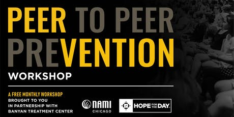 September PEERvention Workshop: Sponsored by NAMI Chicago tickets
