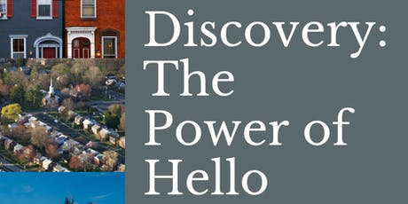Discovery: The Power of Hello (Philadelphia, PA) [EMP] tickets