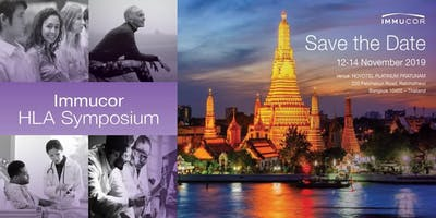 Immucor APAC HLA Symposium 2019