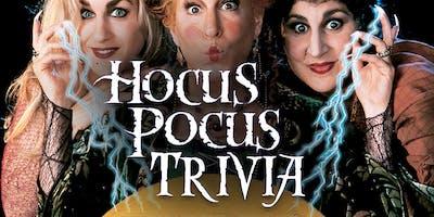 Hocus Pocus Trivia - Bronxville, NY