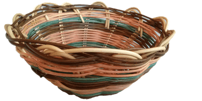 Basketry Workshop with Hupa Elder Kat High