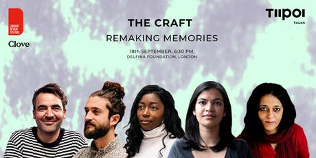 The Craft – Remaking Memories by Tiipoi tickets