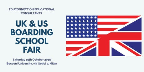 Educonnection UK & US Boarding School Fair biglietti