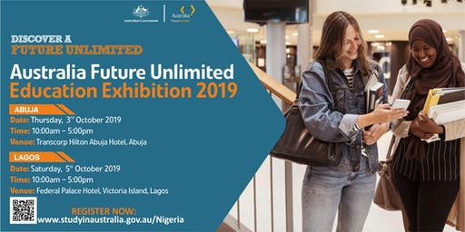 Australia Future Unlimited Education Exhibition 2019 - Abuja