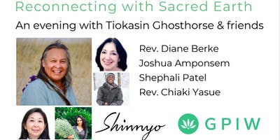 Reconnecting to Sacred Earth