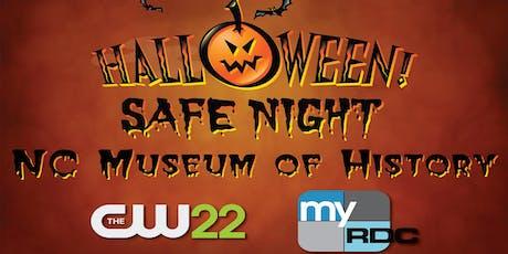Halloween Safe Night 2019 tickets