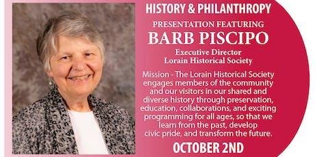 Champions of Leadership Breakfast - Barb Piscipo tickets