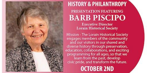 Champions of Leadership Breakfast - Barb Piscipo