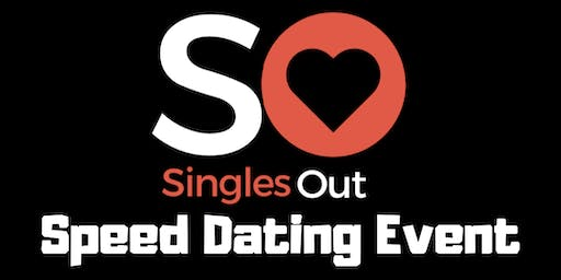 Singles Out Speed Dating Event