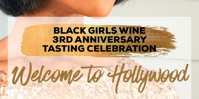 Black Girls Wine Anniversary Tasting