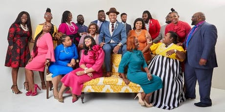 Jay Williams & Total Praise 10th Anniversary tickets