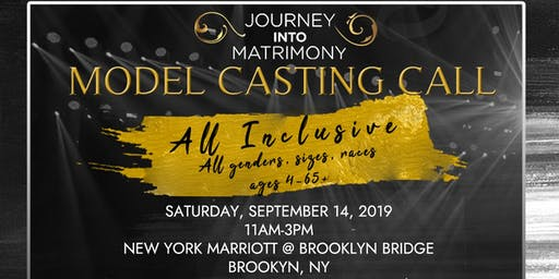 New York, NY Casting Call Events | Eventbrite