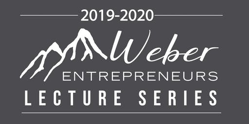 Weber Entrepreneurs Lecture Series - Stephan Jacob, Founder, Cotopaxi