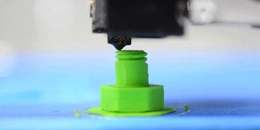 3D Printer Build Class @ Indiana ACTE