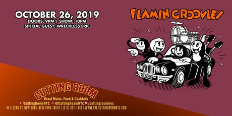 Flamin' Groovies With Special Guest Wreckless Eric tickets