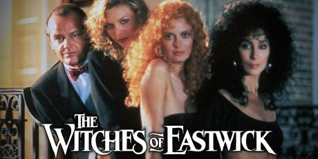 Food in Film: The Witches of Eastwick (1987) w/ BUNNERS BAKESHOP! tickets