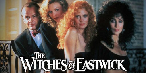 Food in Film: The Witches of Eastwick (1987) w/ BUNNERS BAKESHOP!