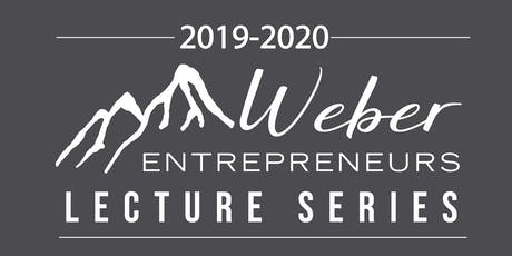Weber Entrepreneurs Lecture Series - Tom Stockham, Founder, ExpertVoice tickets