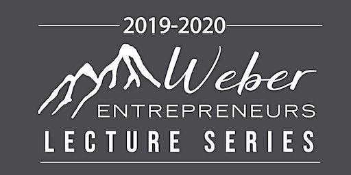Weber Entrepreneurs Lecture Series - Tom Stockham, Founder, ExpertVoice
