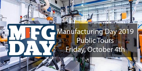 Manufacturing Day Facility Tour - Waterloo Region or Guelph/Wellington 2019 tickets