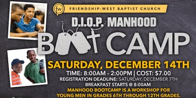 D.I.O.P Manhood Bootcamp