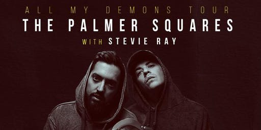Book & Bar[s] The Palmer Squares Ft Stevie Ray and more