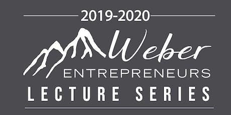 Weber Entrepreneurs Lecture Series - Kurt Workman, Owlet tickets