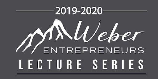 Weber Entrepreneurs Lecture Series - Kurt Workman, Owlet