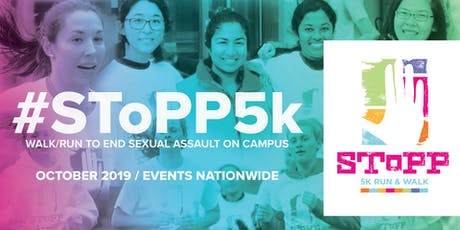 2019 Virtual SToPP5k Walk/Run to End Sexual Assault on Campus tickets