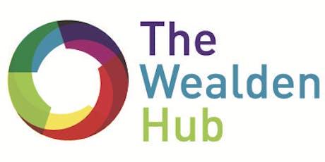 The Wealden Hub - Wednesday 25 September 2019 tickets