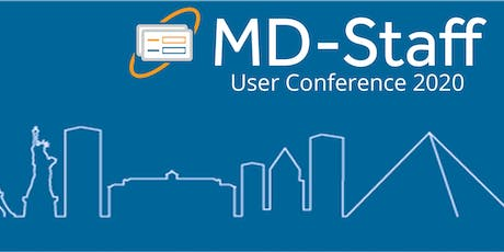 MD-Staff User Conference 2020 tickets