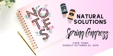 Natural Solutions Spring Congress - Cape Town tickets