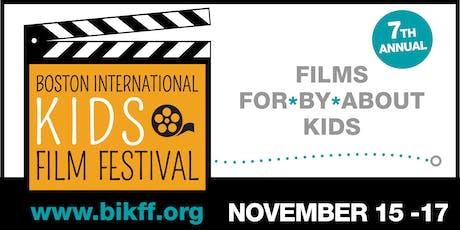 2019 Boston International Kids Film Festival tickets