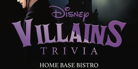 Disney Villains Trivia tickets