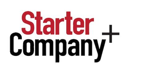 ORIENTATION: Starter Company Plus Grant Program tickets