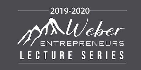 Weber Entrepreneurs Lecture Series - Matt Marsh, Managing Director, Sorenson Capital tickets