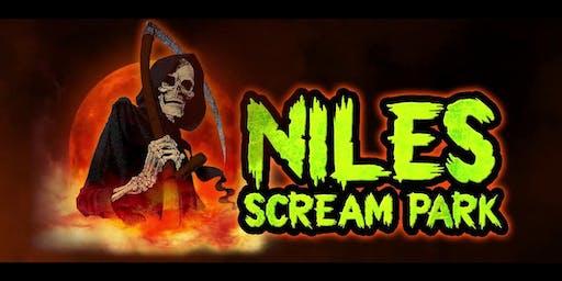 Brew Bus Trip To Niles Scream Park