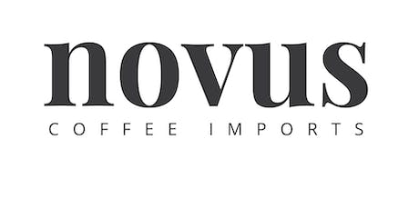 Cupping with Novus Coffee Imports tickets
