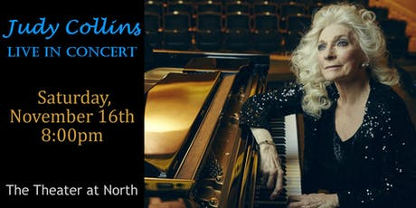 Judy Collins Live In Concert tickets