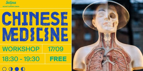 Traditional Chinese Medicine  Workshop tickets