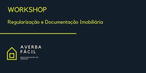 2° Workshop Regularização e Documentação Imobiliária